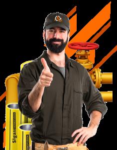 Instalador de gas