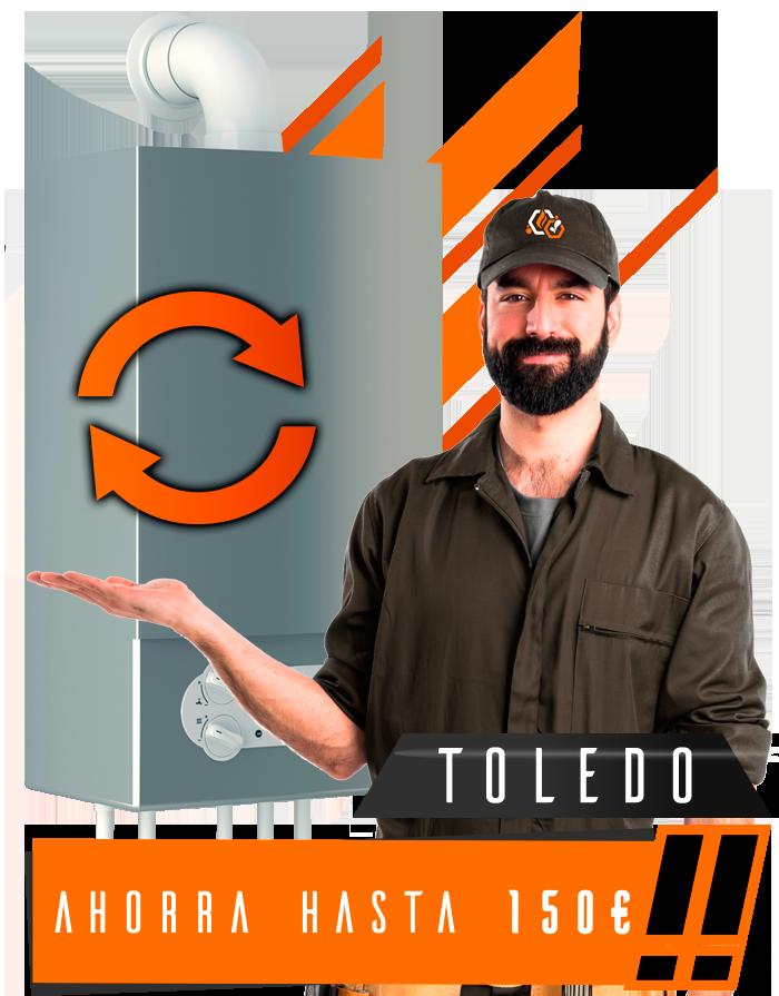 Plan Renove de Calderas en Toledo