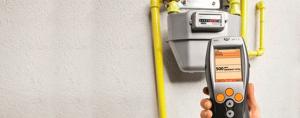 inspección de instalaciones de gas
