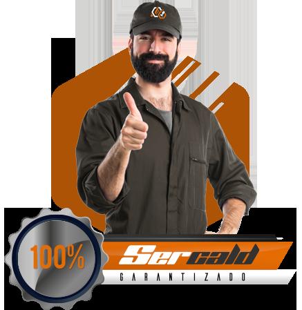 Servicio Técnico de Calderas autorizado y garantizado
