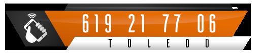 teléfono servicio técnico de certificados de gas en Toledo