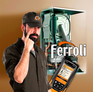 revisión de calderas ferroli en madrid