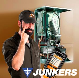 Revisión de calderas Junkers en Madrid