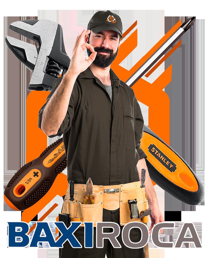 Reparación de Calderas BaxiRoca en toledo