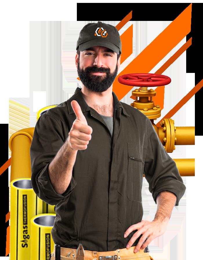 aac instalador autorizado de gas