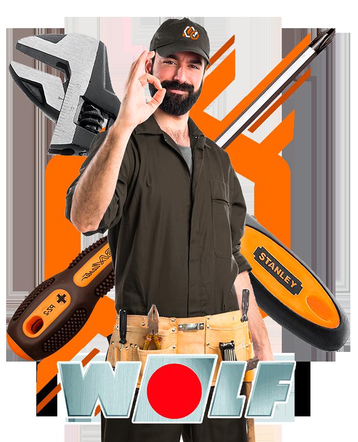 reparación de calderas Wolf en Toledo