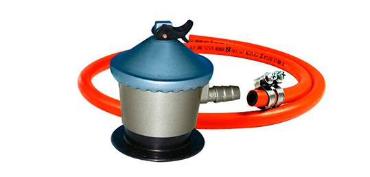 sustitución regulador de gas butano en madrid