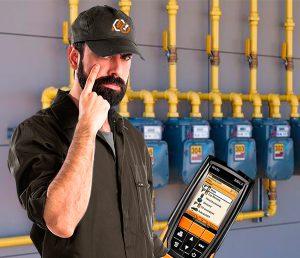 Servicio técnico de urgencias en instalaciones de gas natural en Toledo
