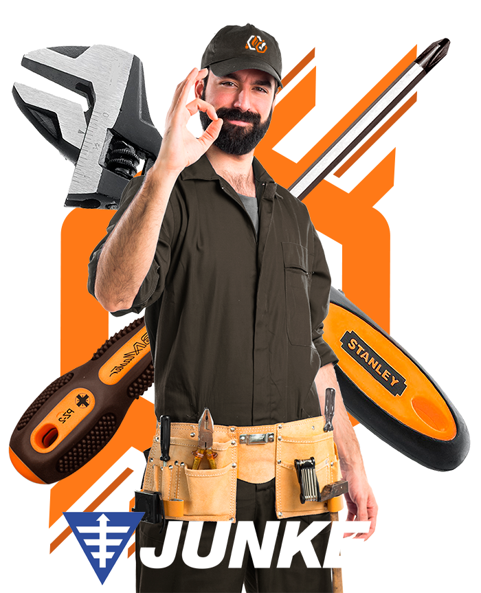 Servicio Técnico Calderas Junkers en Aluche